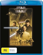 Star Wars - Episode II - Attack Of The Clones | New Line Look | Blu-ray