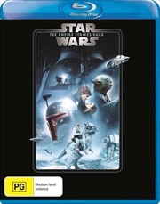 Star Wars - Episode V - The Empire Strikes Back | New Line Look | Blu-ray