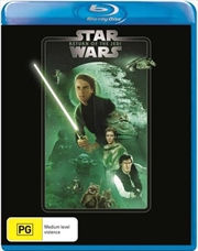 Star Wars - Episode VI - Return Of The Jedi | New Line Look | Blu-ray