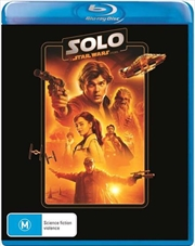 Solo - A Star Wars Story | New Line Look | Blu-ray