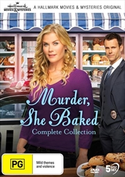 Murder, She Baked   Complete Collection   DVD