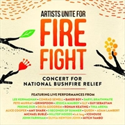 Artists Unite For Fire Fight | CD
