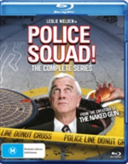 Police Squad - Complete Series | Blu-ray