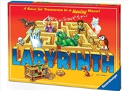 Ravensburger The Amazing Labyrinth Board Game | Merchandise