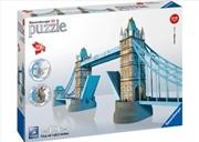 Ravensburger Tower Bridge 3D Puzzle - 216 Pieces | Merchandise