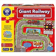 Giant Railway 26pc Floor Puzzle | Merchandise