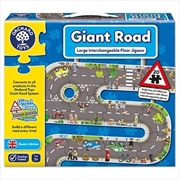 Giant Road 20pc Floor Puzzle | Merchandise