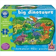 Big Dinosaur Shaped | Merchandise