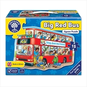 Big Red Bus 15pc | Merchandise
