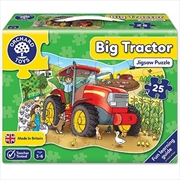 Big Tractor Jigsaw 25pc | Merchandise