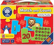 Orchard Toys Match and Count Puzzle | Merchandise