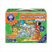 Who's In The Jungle 25pc | Merchandise