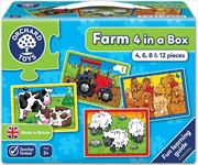 Farm 4 In A Box | Merchandise