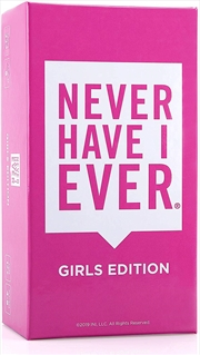 Never Have I Ever - Girl's Edition | Merchandise