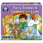 Fairy Snakes And Ladders Ludo | Merchandise