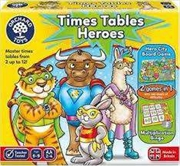 Times Tables Heroes | Merchandise