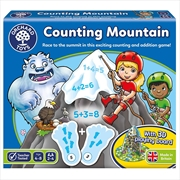 Counting Mountain | Merchandise