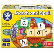 Match And Spell | Merchandise