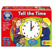 Tell The Time Lotto | Merchandise
