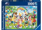 Ravensburger Disney Mickeys Birthday Puzzle - 1000 Pieces | Merchandise