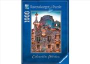Casa Batllo Barcelona 1000pc | Merchandise