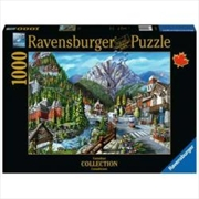 Welcome To Banff 1000pc | Merchandise