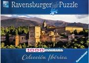 Ravensburger Alhambra, Granada Puzzle - 1000 Pieces | Merchandise