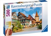 Ravensburger Gengenbach, Germany Puzzle - 500 Pieces | Merchandise