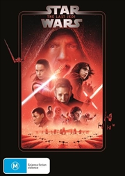 Star Wars - The Last Jedi | New Line Look | DVD