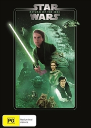 Star Wars - Episode VI - Return Of The Jedi | New Line Look | DVD