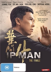 Ip Man 4 - The Finale | DVD