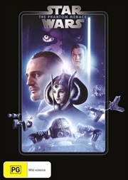 Star Wars - Episode I - The Phantom Menace | New Line Look | DVD
