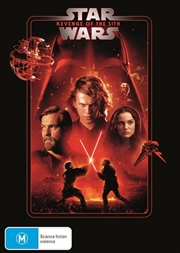 Star Wars - Episode III - Revenge Of The Sith | New Line Look | DVD