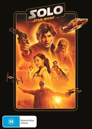 Solo - A Star Wars Story | New Line Look | DVD