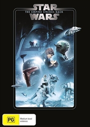 Star Wars - Episode V - The Empire Strikes Back | New Line Look | DVD