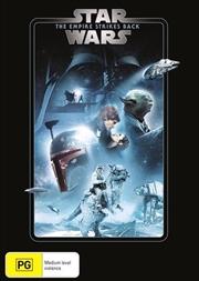 Star Wars - Episode V - The Empire Strikes Back | New Line Look | DVD