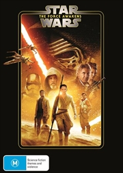Star Wars - The Force Awakens | New Line Look | DVD