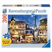 Ravensburger Pretty Paris Large Format Puzzle - 300 Pieces | Merchandise