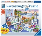 Ravensburger - Seaside Sunshine Large Format Puzzle 300pc | Merchandise