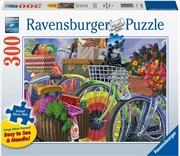 Ravensburger - Bicycle Group Large Format Puzzle 300 Piece | Merchandise