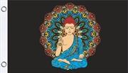 Buddha Flag 3'X5' | Merchandise