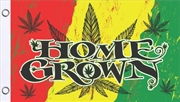 Home Grown Flag 3'X5' | Merchandise