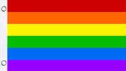 Rainbow Flag 3'X5' | Merchandise