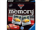 Disney Cars 3 Memory | Merchandise