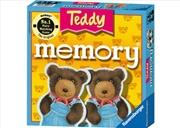 Teddy Memory   Merchandise