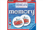 Memory Vehicles | Merchandise