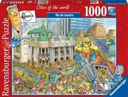 Rio De Janeiro Cinelandia 1000 Piece | Merchandise