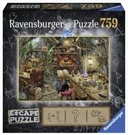 Escape 3 Witches Kitchen 759 Piece Puzzle | Merchandise