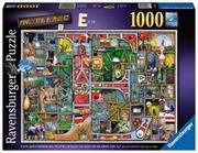 Awesome Alphabet E 1000pc | Merchandise