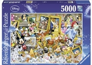 Favourite Friends Puzzle 5000pc | Merchandise